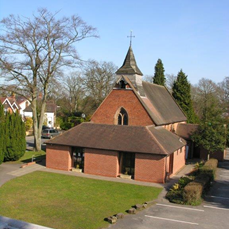 St Peter's Balsall Common