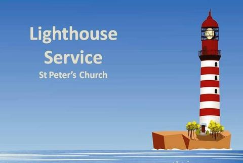 """Sunday """"Lighthouse"""" Worship"""